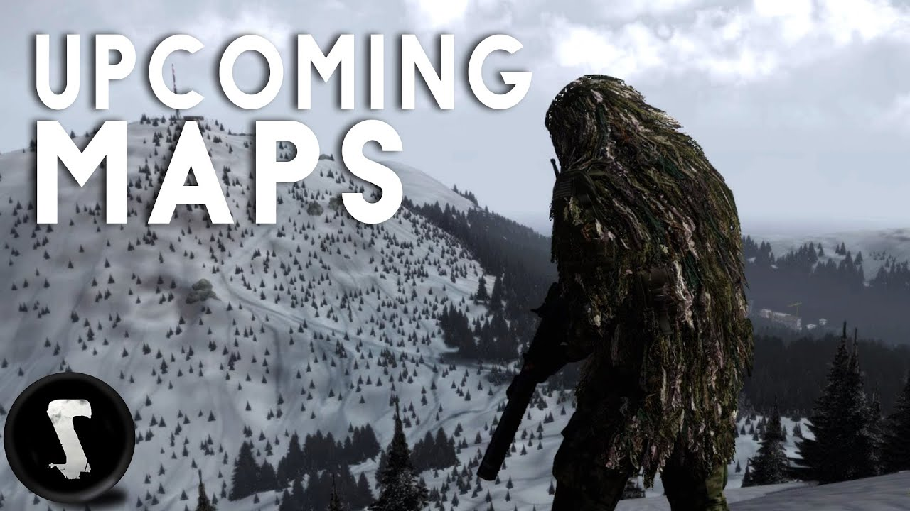 New Maps For DayZ Standalone? - YouTube