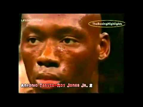 Boxing Trash Talk Antonio Tarver To Jones Jr You Got Any Excuses Tonight , Roy !