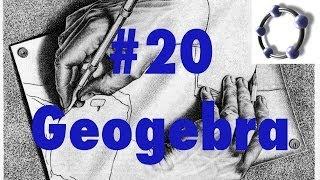 20 Geogebra y Matemáticas. Ángulos y circunferencias