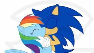 Plush Toys Season 2 Episode 20 Sonic and Rainbow Dash 💙