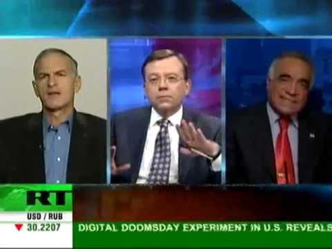 CrossTalk- Norman Finkelstein vs. Israel