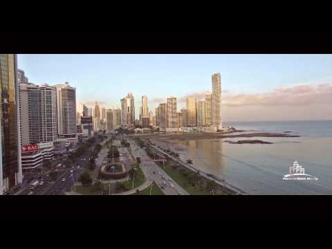 Aerial videography from Panama Home Realty