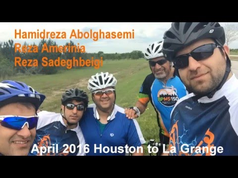 MS 150 April 2016- HOUSTON POWER TEAM : How to ride 110 miles in 5 hours :)