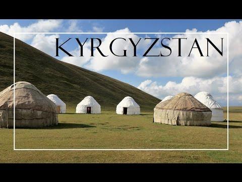 2 weeks in KYRGYZSTAN   OASIS OVERLAND