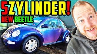 5Zylinder mal OHNE Turbo! - VW New Beetle 2,3l - Ein seltener Gebrauchtwagen