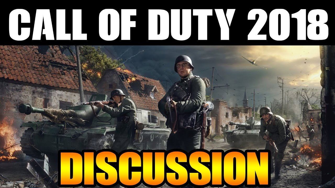 Call Of Duty 2018 Waw Remastered And New Game Setting
