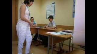 Фрагмент урока в First Decision - май 2013 г., 13 лет, Intermediate / Messages 3