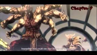 Asura's Wrath - Shut Up Wyzen, Shut Up Kalrow, Shut Up Augus