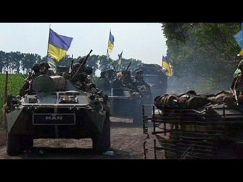 Ukraine: thousands of