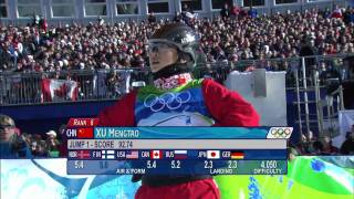 Freestyle Skiing Women Aerials Complete Event Qualification | Vancouver 2010