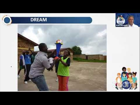 Building Bridges Between Continents In Children's Handball