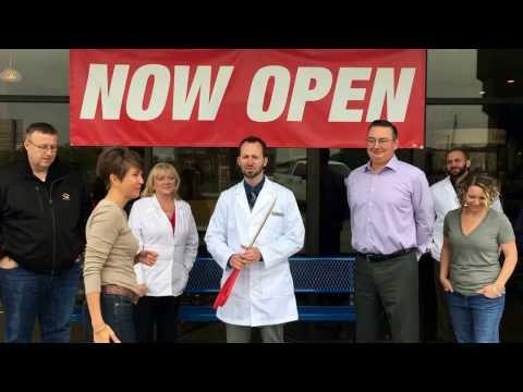 Legacy Pharmacy grand opening