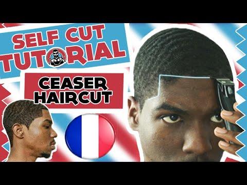 Comment Faire Une Coupe Cesar Soi Meme Miroir 360 Tuto Youtube
