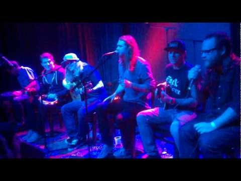 THE DIRTY HEADS FT. MICAH BROWN - BURN BY MYSELF (LIVE ACOUSTIC)