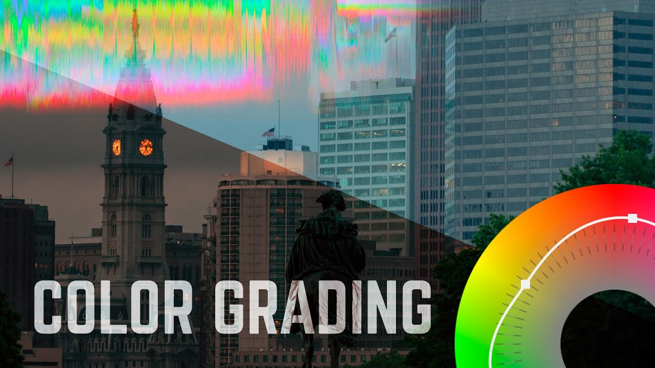 Color Grading 101: What are LUTs and How Do You Use Them?