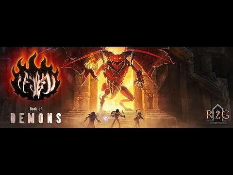 Игра Книга демонов. Играть онлайн бесплатно