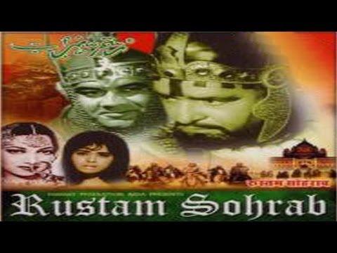 RUSTOM SOHRAB - Prithviraj Kapoor, Suraiya
