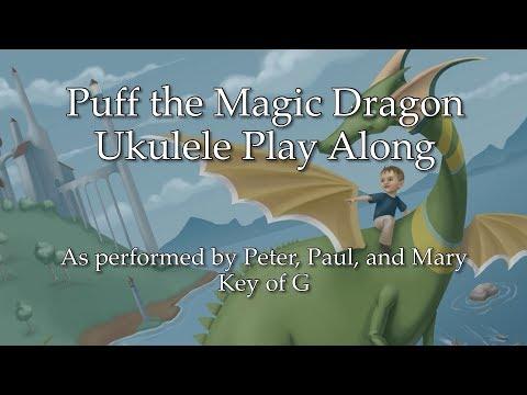 Puff the Magic Dragon Ukulele Play Along
