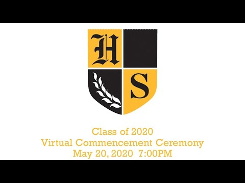 Hinsdale South High School Class of 2020 Virtual Graduation Ceremony