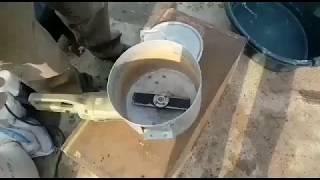 Лайфхак Как сделать кукурузную муку