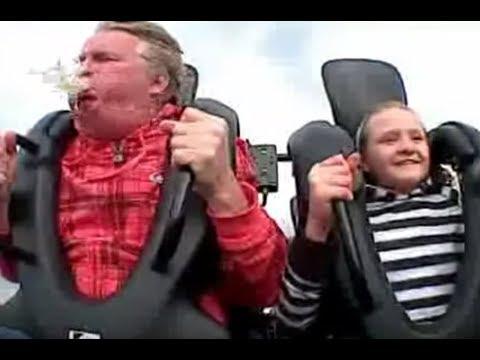 Los 10 Momentos Más Bochornosos Ocurridos En Montañas Rusas Y Atracciones