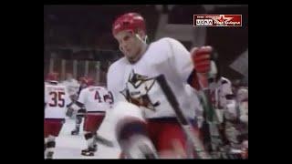Фото 1995 ЦСКА (Москва) - СКА (Санкт-Петербург) 4-0 Хоккей. Чемпионат МХЛ