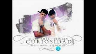Nicky Jam Ft. Huesomen - Curiosidad (Official Remix)