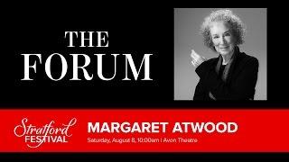 Margaret Atwood: Shakespeare in My Work | Stratford Festival Forum 2015