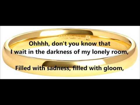 Band of Gold   FREDA PAYNE (with lyrics)