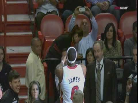 January 17, 2012 - Sunsports - Game 13 Miami Heat Vs. San Antonio Spurs - Win (09-04)