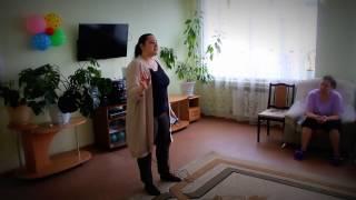 Альбина Зорихина - Над Россией моей