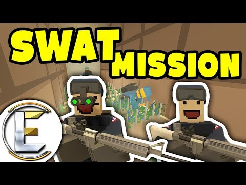 SWAT MISSION TAKE DOWN | Unturned Roleplay - Biggest Berry Dealers! ( EPIC BIKE CHASE )