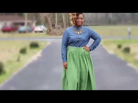 Society Plus Margarita Maxi Skirt