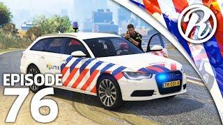 POLITIE PATROL IN EEN AUDI A6!! - GTA V Nederlandse Politie #76 (LSPDFR 0.31)