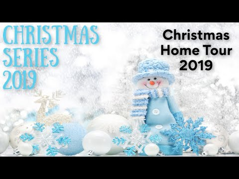 Christmas Home Tour Outside to Inside 2019 | Christmas Decoration | Decorating on a Budget