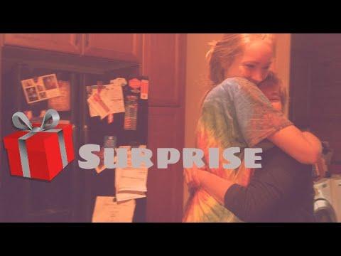 We surprised Brea with ED SHEERAN TICKETS ❥