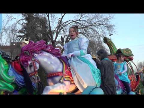 CABALGATA DE REYES 2016 SAN FERNANDO DE HENARES