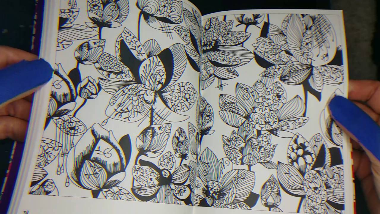 The Liberty Colouring Book Bladderfilm