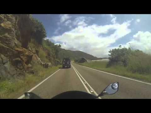 Port Douglas road and the Rex Range