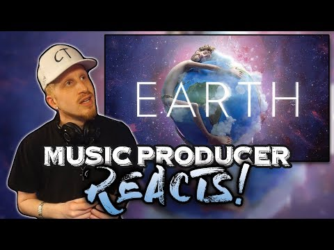 Music Producer Reacts to Lil Dicky - Earth