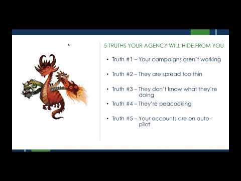 Webinar | The Truths Your PPC Agency Doesn't Want You To Know