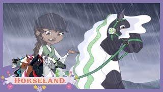 Horseland: Der Can-Do Kid // Staffel 1, Episode 10 Pferd Cartoon