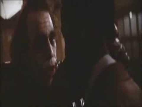 Batman the Dark Knight - Joker and Gambol scene