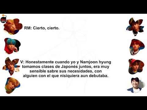 BTS [Sub Español] (방탄소년단) - SKIT 망설임과 두려움 Hesitation & Fear (Hidden Track)