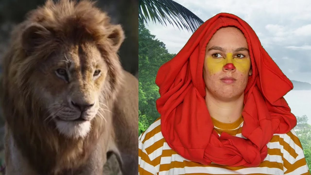 Download The Lion King live action parody (but with more emotion than the movie)