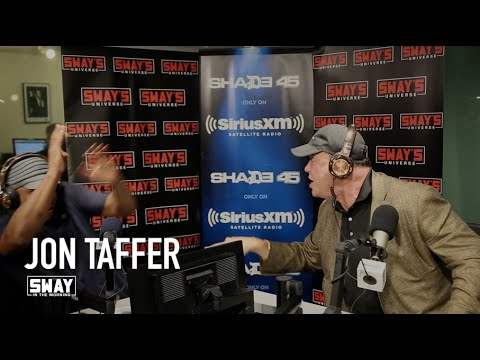 "Jon Taffer Yells at Sway to Keep Things Authentic and Breaks Down ""Bar Rescue"""