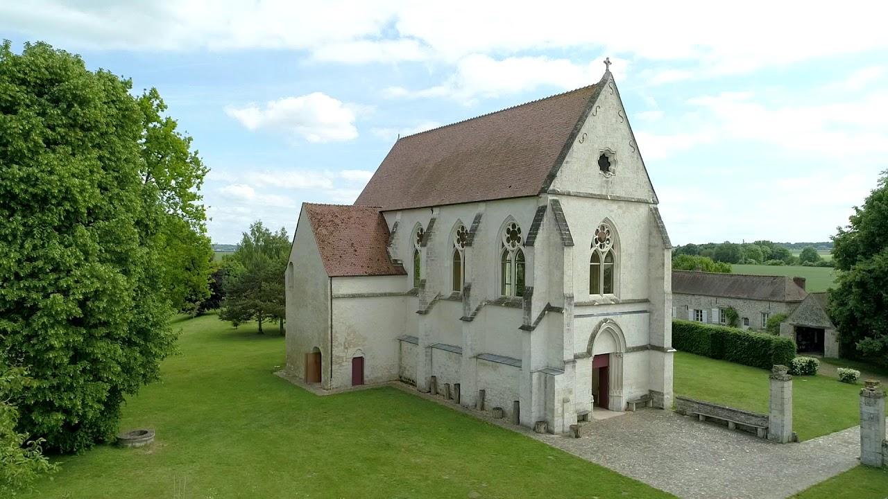 Le village de RULLY et le Prieuré de BRAY