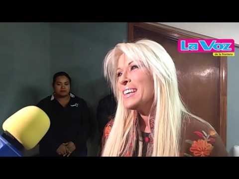 Yuri en Mexicali, Presentación de Invencible Tour
