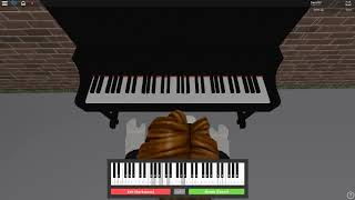 Roblox Piano Remixed Ver. BlackPink - (DDU-DU DDU-DU)