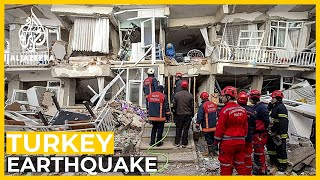Rescue Efforts Under Way After Deadly Quake Rattles East Turkey